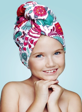 Hair Drying Turban-AGLIQUE WONDERLAND-Kids