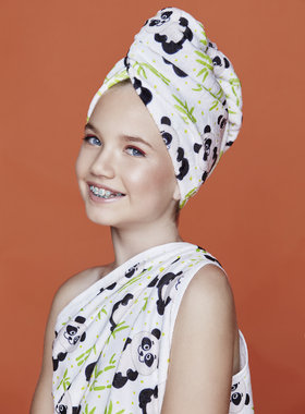 Hair Drying Turban-AGLIQUE CHARLIE-Kids