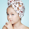 Hair Drying Turban-AGLIQUE AMICI-Kids