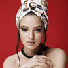 Hair Drying Turban-AGLIQUE MADEMOISELLE-cotton finish